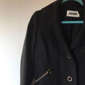 Amazing Vintage Matrix Long Coat